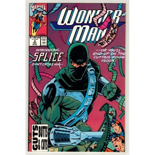 1991 Wonder Man Comic # 4 – NM