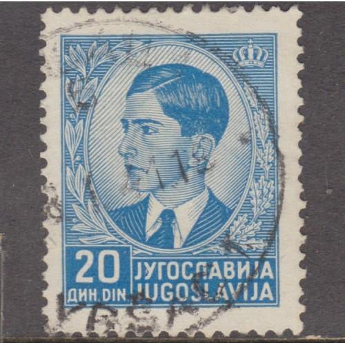USED YUGOSLAVIA #153 (1940)