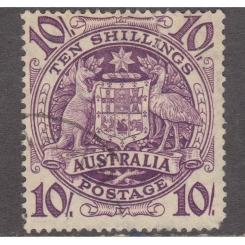 USED AUSTRALIA #219 (1949)