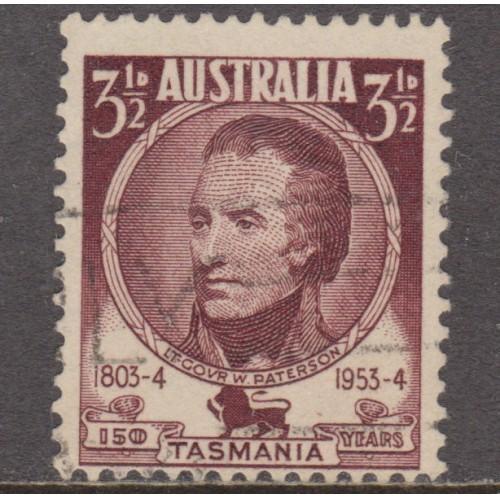 USED AUSTRALIA #264 (1953)