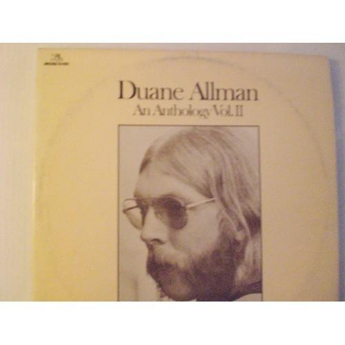 33 RPM: #43 DUANE ALLMAN - AN ANTHOLOGY VOL. 2 / 2 RECORDS / CAPRICORN 2CP 0139