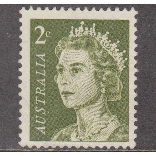 USED AUSTRALIA #395 (1966)