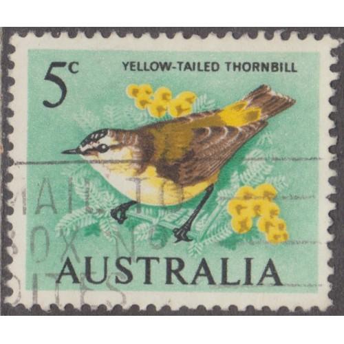USED AUSTRALIA #400 (1966)