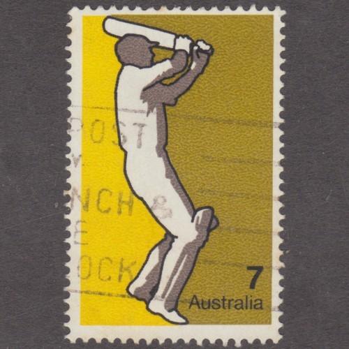USED AUSTRALIA #591 (1974)