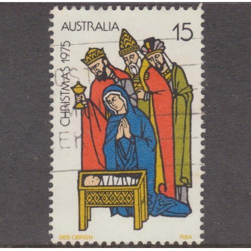 USED AUSTRALIA #626 (1975)
