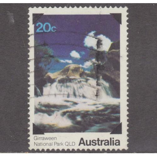 USED AUSTRALIA #705 (1979)