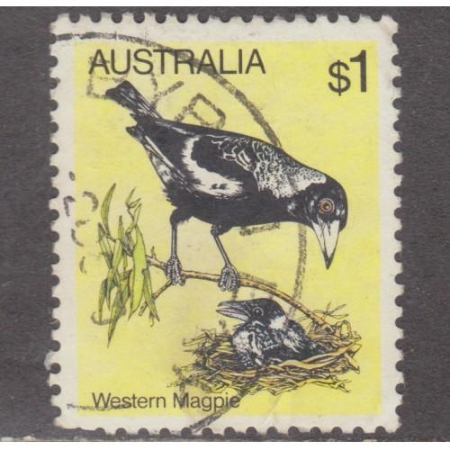 USED AUSTRALIA #739 (1980)