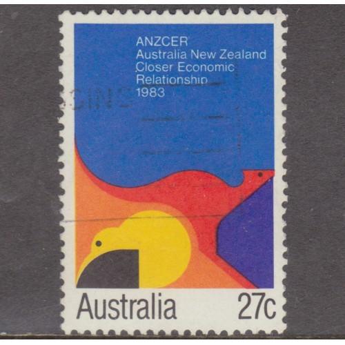 USED AUSTRALIA #863 (1983)