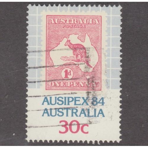USED AUSTRALIA #925 (1984)