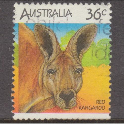 USED AUSTRALIA #992a (1986)