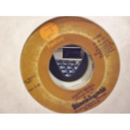 45 RPM: #1613.. BLACKBYRDS - HAPPY MUSIC & LOVE SO FINE / FANTASY 762 / VG/VG+ .
