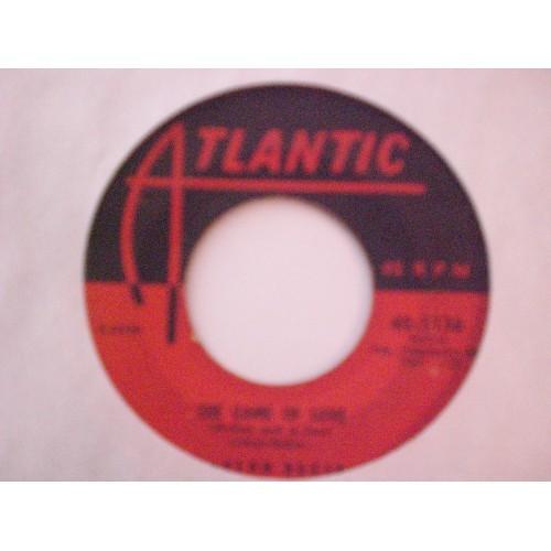 45 RPM: #1052.. LaVERN BAKER - JIM DANNDY GOT MARRIED & THE GAME OF LOVE / ATLAN