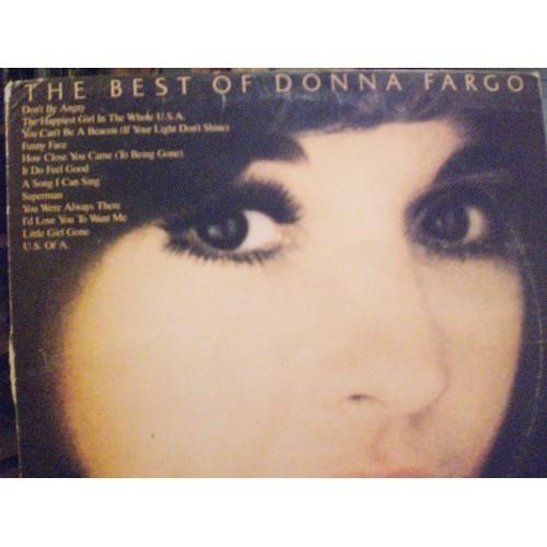 33 RPM: #645.. THE BEST OF DONNA FARGO  / ABC/DOT DO 2075 / VG/VG+ ..