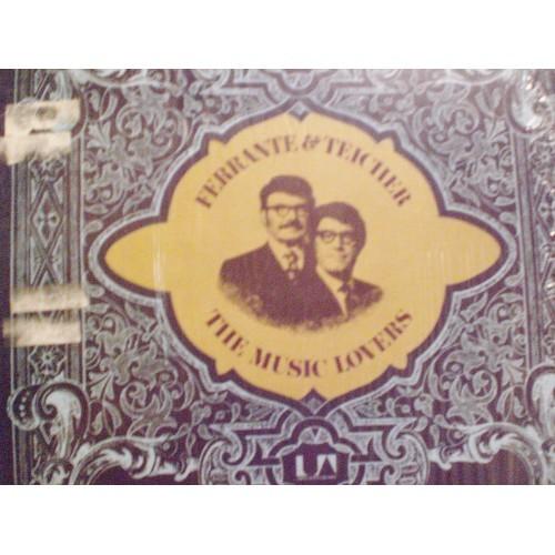 33 RPM: #660.. FERRANTE & TEICHER - THE MUSIC LOVER'S / UA UAS 6792 / VG+ ..