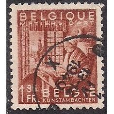 (BE) Belgium Sc# 376 Used