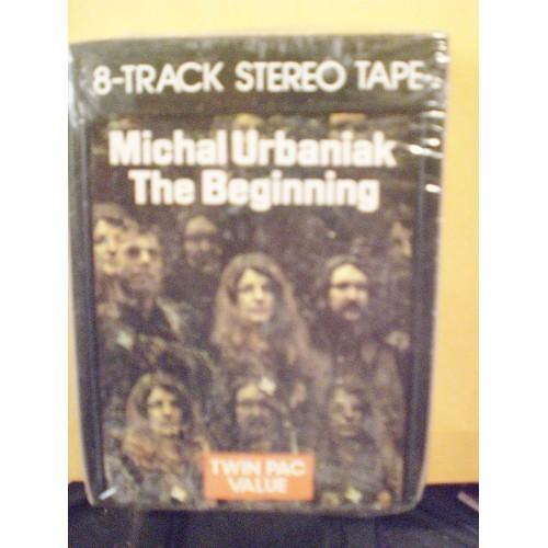 SEALED 8 TRACK: #122.. MICHAL URBANIAK - THE BEGINNING / CATALYST 7909