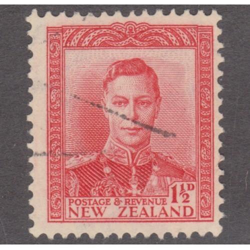 USED NEW ZEALAND #228B (1944)