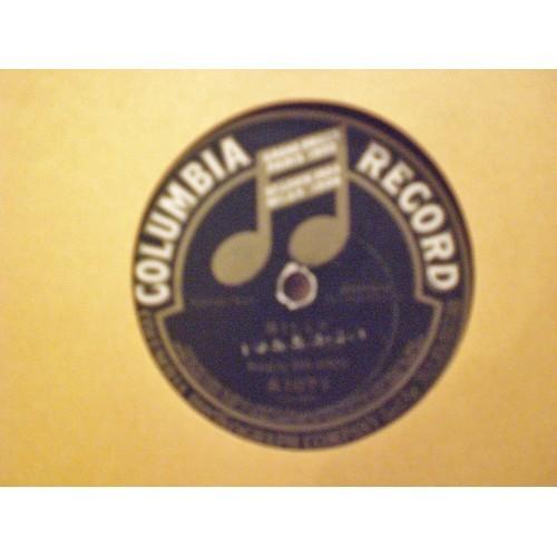 78 RPM: #901.. 1910 ADA JONES - BILLY & ARTHUR COLLINS - OCEANA ROLL / COLUMBIA