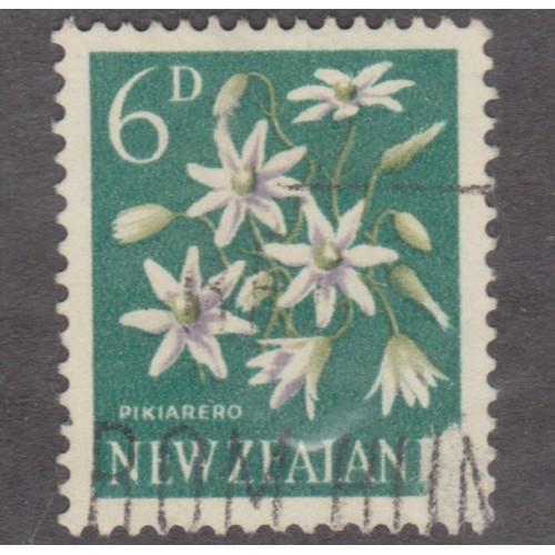 USED NEW ZEALAND #340 (1962)