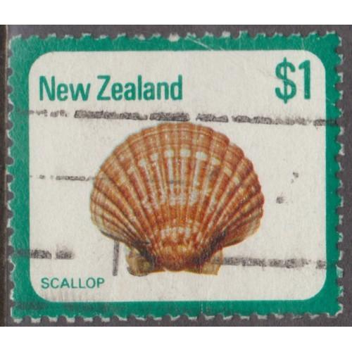 USED NEW ZEALAND #696 (1979)