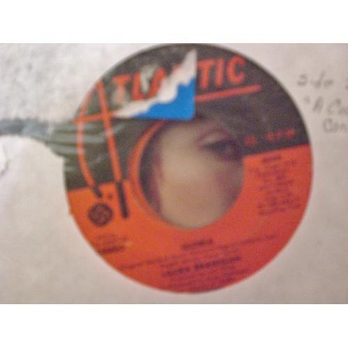45 RPM: #1856.. LAURA BRANIGAN - GLORIA & LIVING A LIE / ATLANTIC 4048 / VG+