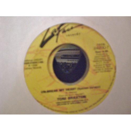 45 RPM: #1871.. UN-BREAK MY HEART (ALBUM & SPANISH VERSIONS) LaFace 24200-7 /