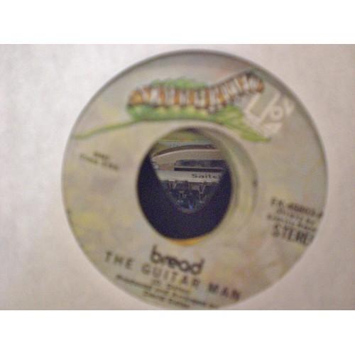 45 RPM: #1876.. BREAD - THE GUITAR MAN & JUST LIKE YESTERDAY / ELEKTRA 45803 / V