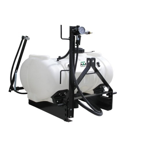 Farming 60 Gallon 3-Point Sprayer–6 Roller Delavan Pump