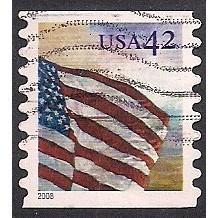 (US) United States Sc# 4242 Used