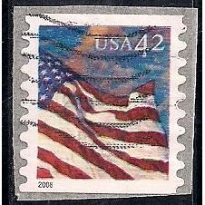 (US) United States Sc# 4240 Used
