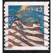 (US) United States Sc# 4236 Used