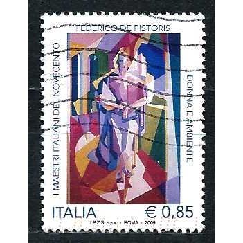 ITALY 2009 - Used Sc. 2980. CV $0.75