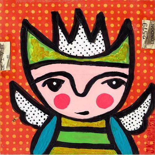 Angel Boy #3 by Jen Kelly Hirai