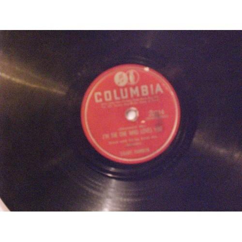 78 RPM: #1038.. STUART HAMBLEN - I'LL FIND YOU & I'M THE ONE WHO LOVES YOU / COL