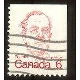 Canada 591vii L.B. Pearson Booklet CV = 0.20$