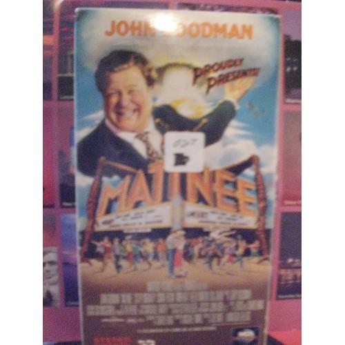 VHS MOVIE: #229 Matinee (VHS, 1997) JOHN GOODMAN