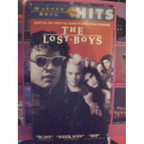 VHS MOVIE: #233 The Lost Boys (VHS, 1993) JASON PATRIC .. JAMI GERTZ, KIEFER SUT