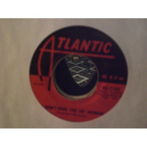 45 RPM: #2365.. THE CARDINALS - THE END OF THE STORY & I WON'T MAKE YOU CRY ANYM