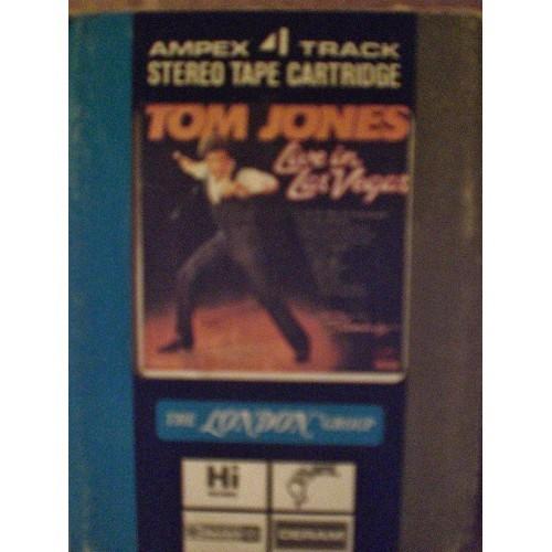 4 TRACK USED: #90 TOM JONES - LIVE IN LAS VEGAS / PARROT 79431