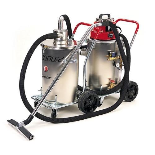 Grinding Slurry Wet Vacuum with Pre-Separator