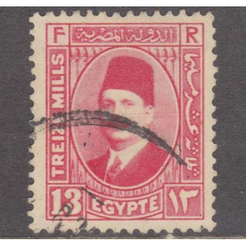 USED EGYPT #138 (1932)