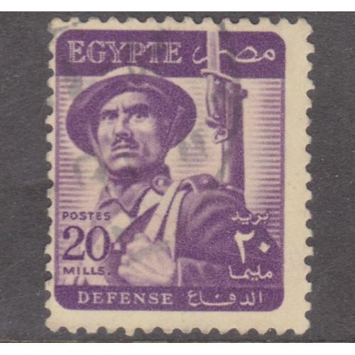 USED EGYPT #330 (1953)