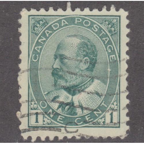 USED CANADA #89 (1903)