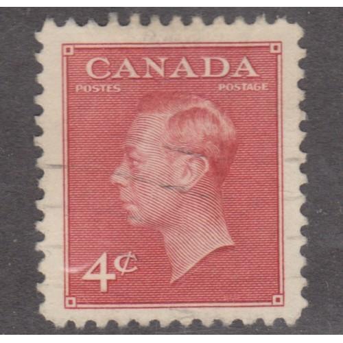 USED CANADA #287 (1949)