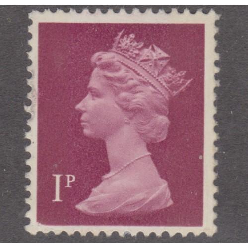 UNUSED GREAT BRITAIN #MH23 (1967)