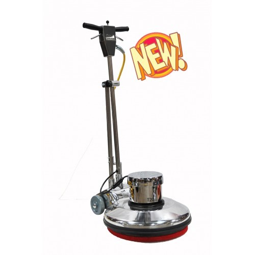 "20"" Carpet Bonneting Floor Machine Dual Speed Heavy Duty 1.5HP 180/320 RPM 120V"