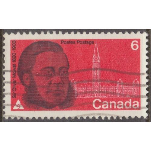 USED CANADA #517 (1970)