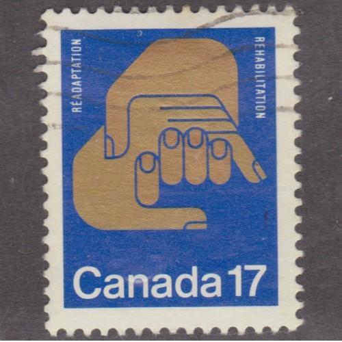 USED CANADA #856 (1980)