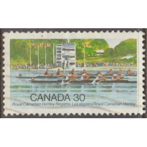 USED CANADA #968 (1982)