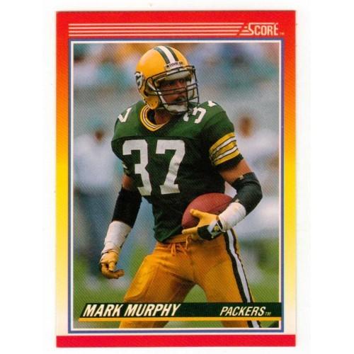1990 Score Mark Murphy NFL Trading Card # 241 - LN